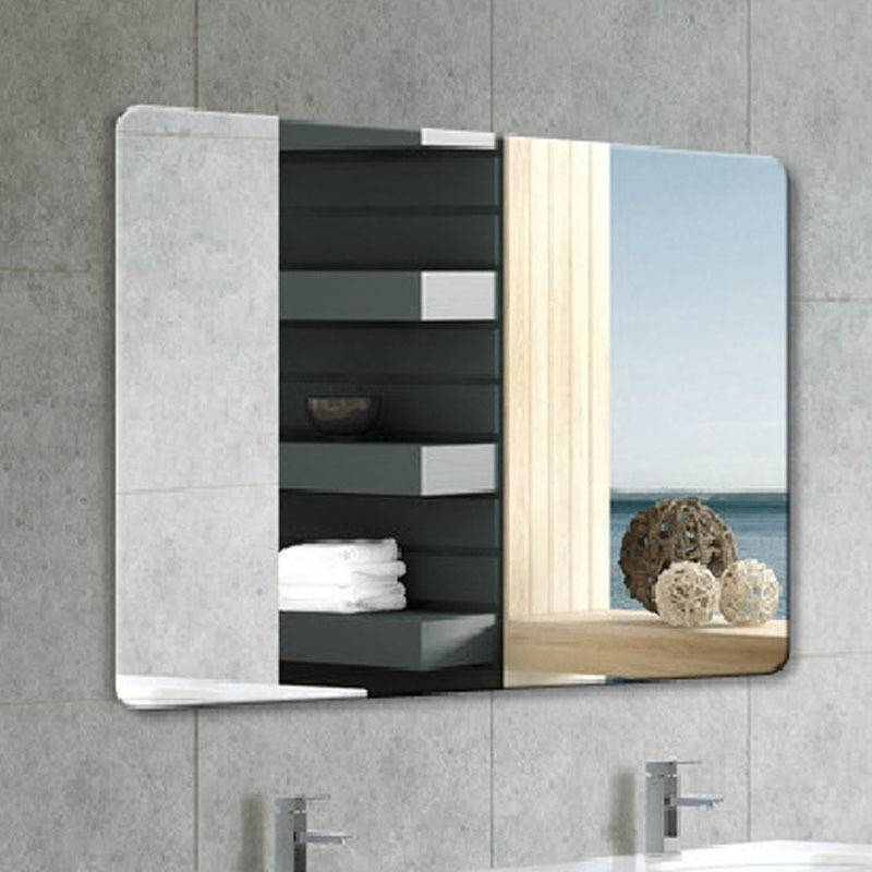 Mirror Mirror Wallet Picture – More Detailed Picture About Fashion Inside Square Frameless Mirrors (#23 of 30)