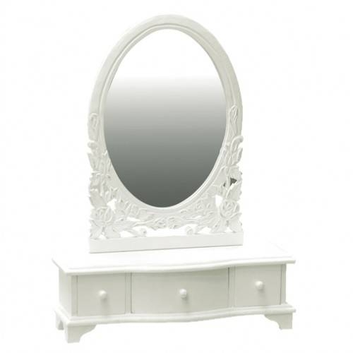 Mirror On Table – Interior Design Regarding Mirrors On Stand For Dressing Table (#24 of 30)