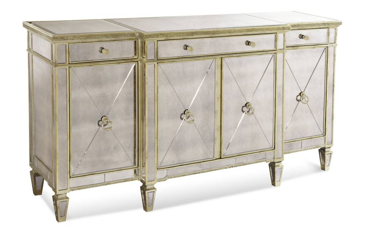 Mirrored Sideboards And Buffets – Harpsounds (#5 of 20)