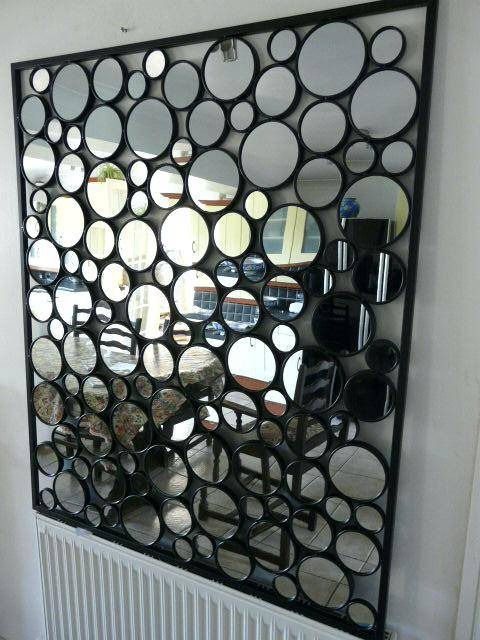 Mirrorfunky Long Wall Mirrors Funky Bathroom – Shopwiz In Large Funky Mirrors (#14 of 15)