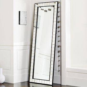 Mirrors – Beveled Floor Mirror Within Venetian Floor Mirrors (#18 of 30)