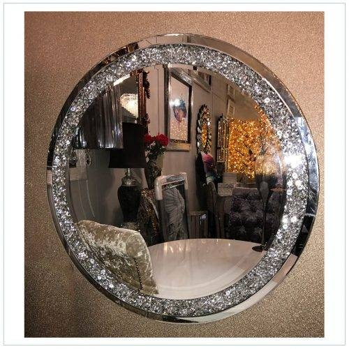 Mirrors – Chic Home Accessories Intended For Glitzy Mirrors (View 4 of 20)