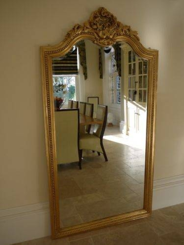 Mirrors Collection On Ebay! Intended For Extra Large Gold Mirrors (View 5 of 15)