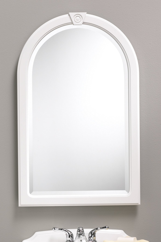 Mirrors – Delaware Glass For White Arch Mirrors (#21 of 30)