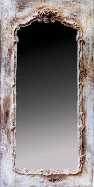 Mirrors From Antique Wood – Reclaimed Wood Mirrorsjay Sanders Pertaining To Antique Long Mirrors (View 12 of 20)