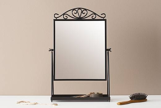 Viewing Photos of Wrought Iron Floor Mirrors (Showing 15 of 15 Photos)
