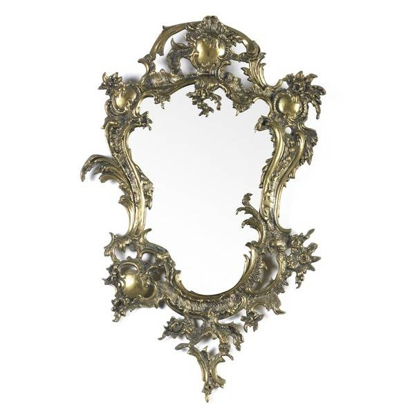 Mirrors Mahogany Western Europe Directoire – The Uk's Premier Intended For French Rococo Mirrors (#13 of 15)