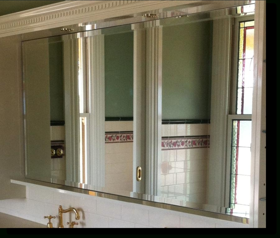 Mirrors Melbourne – Flexirobes Installs Mirrors In The Melbourne Throughout Bevelled Edge Bathroom Mirrors (#14 of 20)