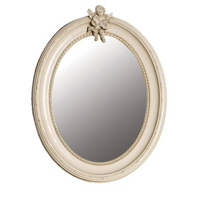 Mirrors & Pictures : Newry Furniture Centre | King Koil Specials Regarding Oval Cream Mirrors (#24 of 30)