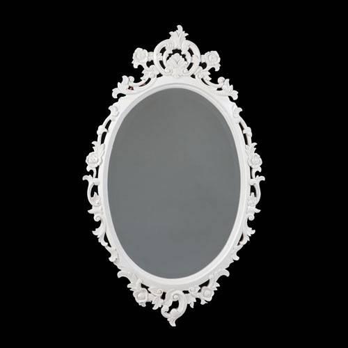 Mirrors Regarding Oval White Mirrors (#17 of 30)