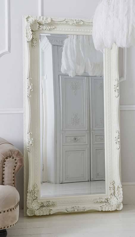 Mirrors | Screens | French Mirrors | Shabby Chic Mirrors Throughout Full Length French Mirrors (#17 of 20)