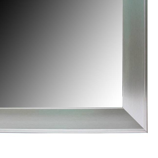 Mirrors | Vima Decor With Modern Silver Mirrors (#15 of 20)