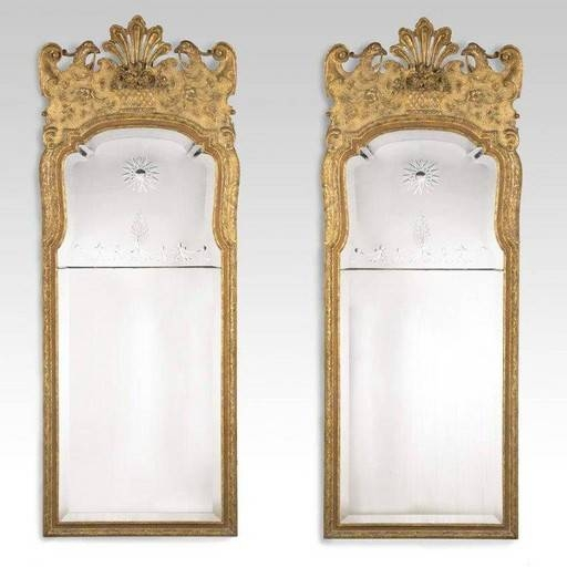 Mirrors Wood Victorian (Victoria) – The Uk's Premier Antiques With Victorian Style Mirrors (View 9 of 30)