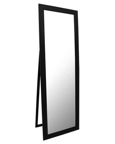 Mocha Free Standing Mirror Black | Zando Regarding Free Standing Black Mirrors (#26 of 30)