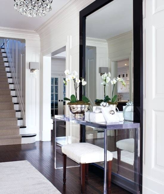 Popular Photo of Large Modern Mirrors