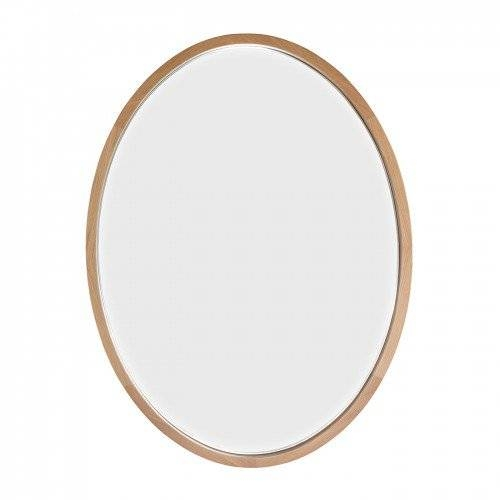 Modern Contemporary Mirrors | Heal's Within Large Oval Mirrors (#17 of 20)