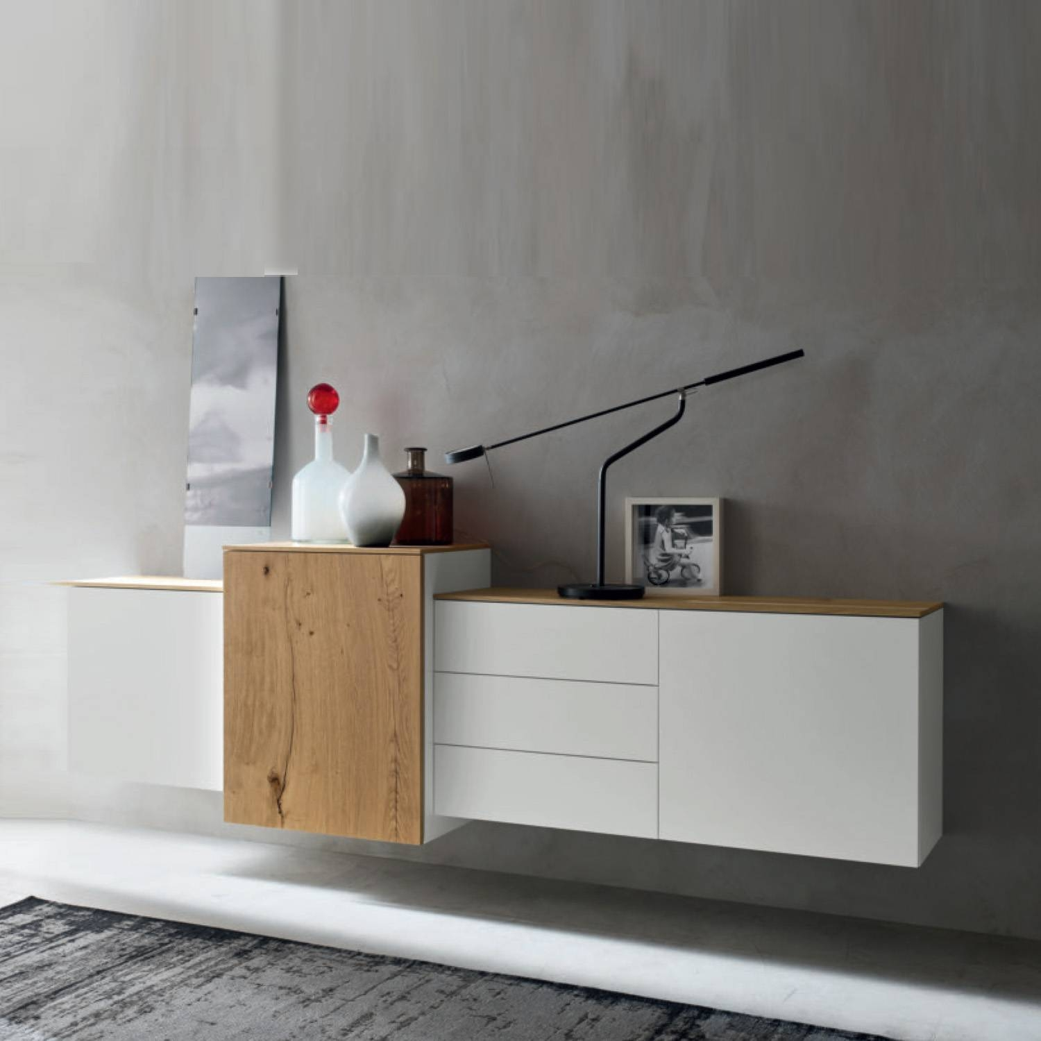Modern Contemporary Sideboards, Storage Units My Italian Living Ltd Regarding Contemporary Sideboards (#10 of 20)