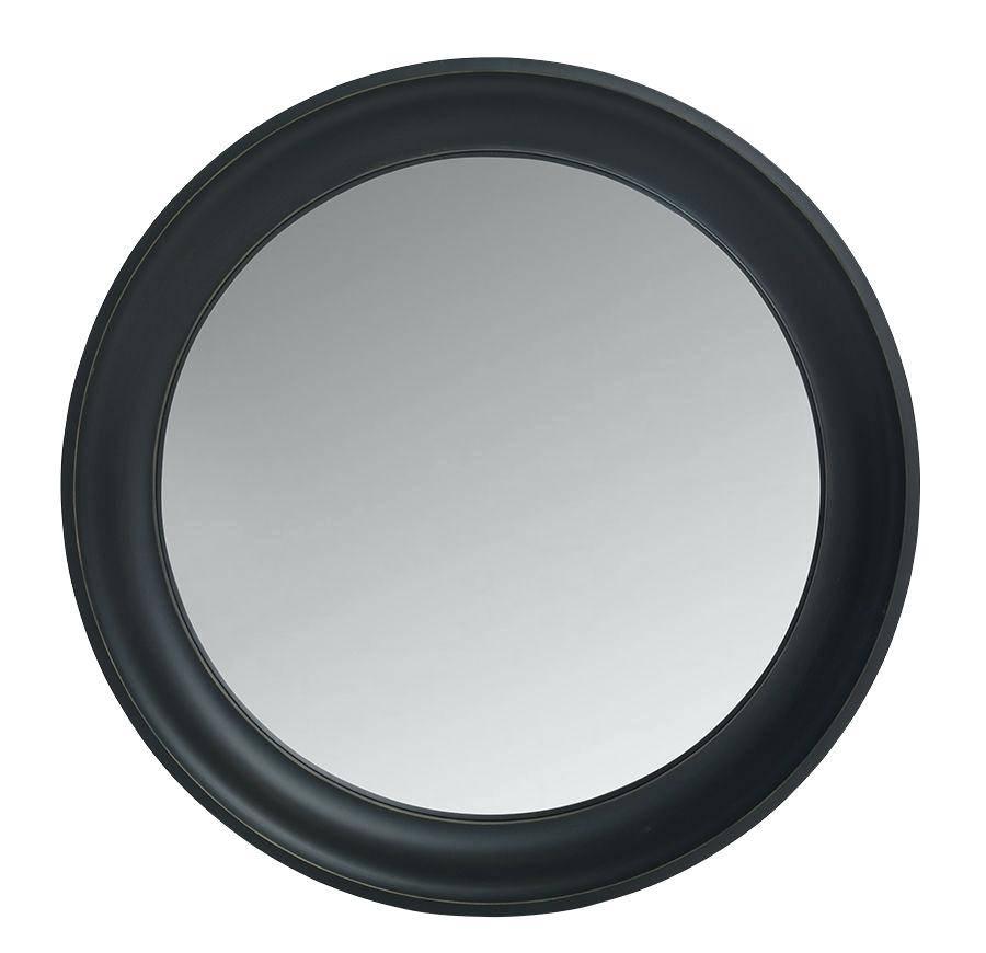 Modern Convex Mirror Hi Reswhite Wall Round White – Shopwiz With Regard To White Convex Mirrors (#21 of 30)
