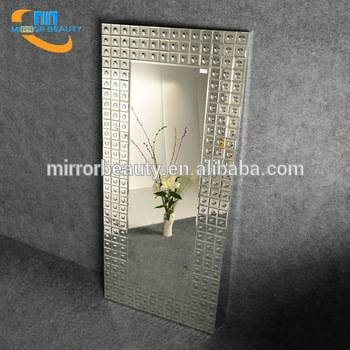 Modern Decorative Full Length Wall Mounted Dressing Mirror With For Full Length Decorative Mirrors (#18 of 20)