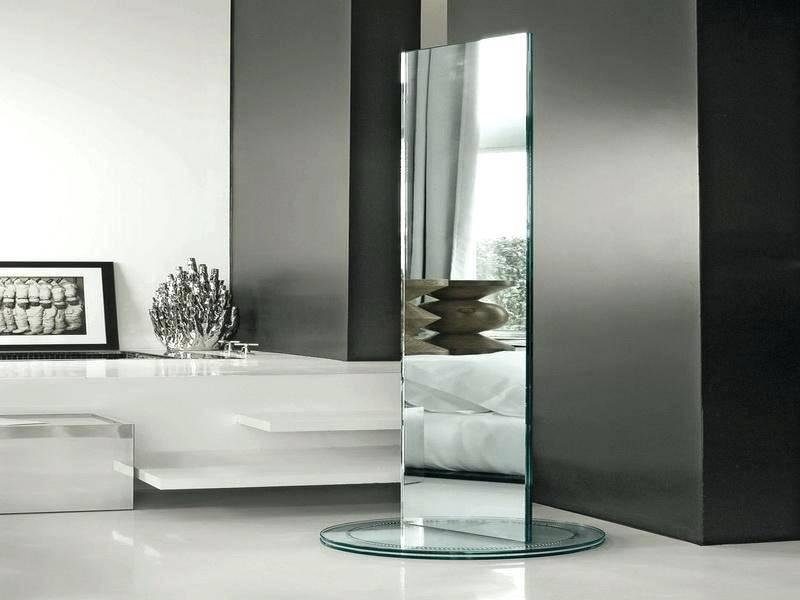 Modern Free Standing Mirror Vanity – Shopwiz In Modern Free Standing Mirrors (#24 of 30)