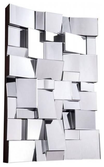Modern Mirrorelegant Lighting – Contemporary – Wall Mirrors In Contemporary Wall Mirrors (#15 of 20)