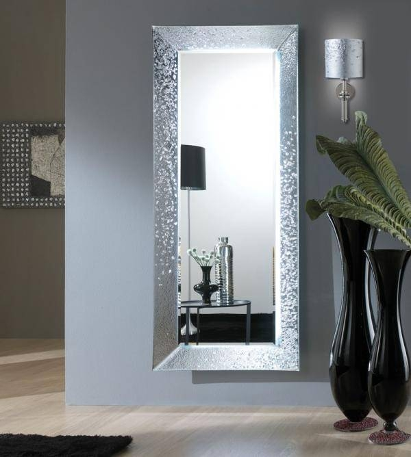 Modern Mirrors | Contemporary Home Accessories | Modern Furniture With Regard To Mirrors With Crystals (#24 of 30)