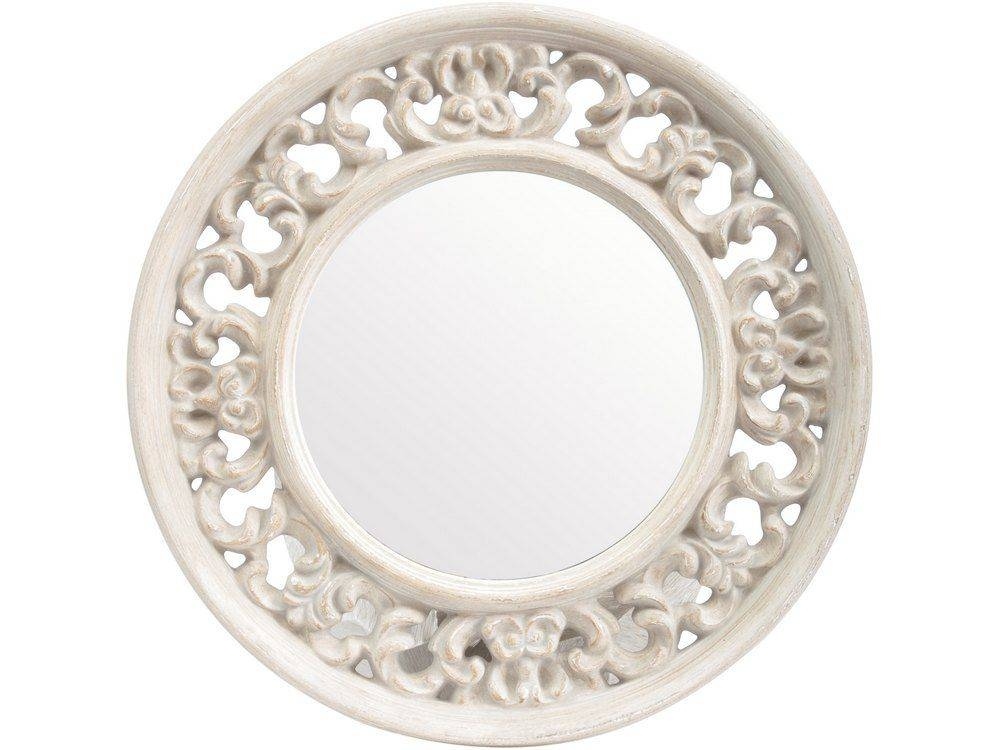 Modern Mirrors   Funky Mirrors   Designer Mirrors   Large Wall Mirrors Regarding Round Antique Mirrors (View 23 of 30)