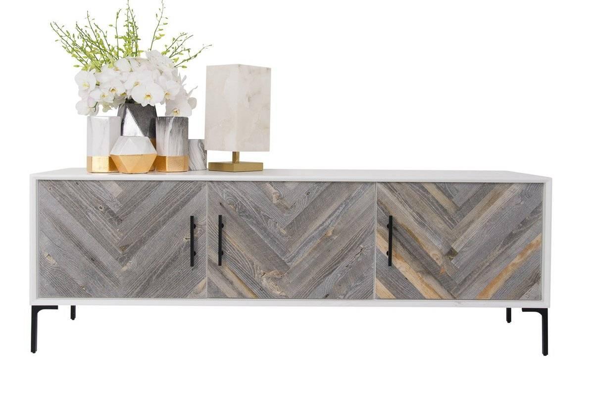 Modern Reclaimed Wood Sideboards + Buffets | Allmodern In Sideboards Modern (#13 of 20)