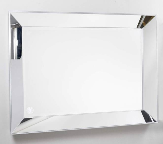 Popular Photo of Bevelled Wall Mirrors