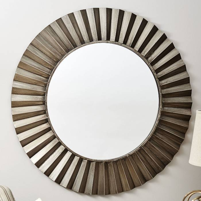 Modern Wall Mirrors / Decorative / Round / Framed | Top 10 – Cluburb Pertaining To Decorative Round Mirrors (View 16 of 30)