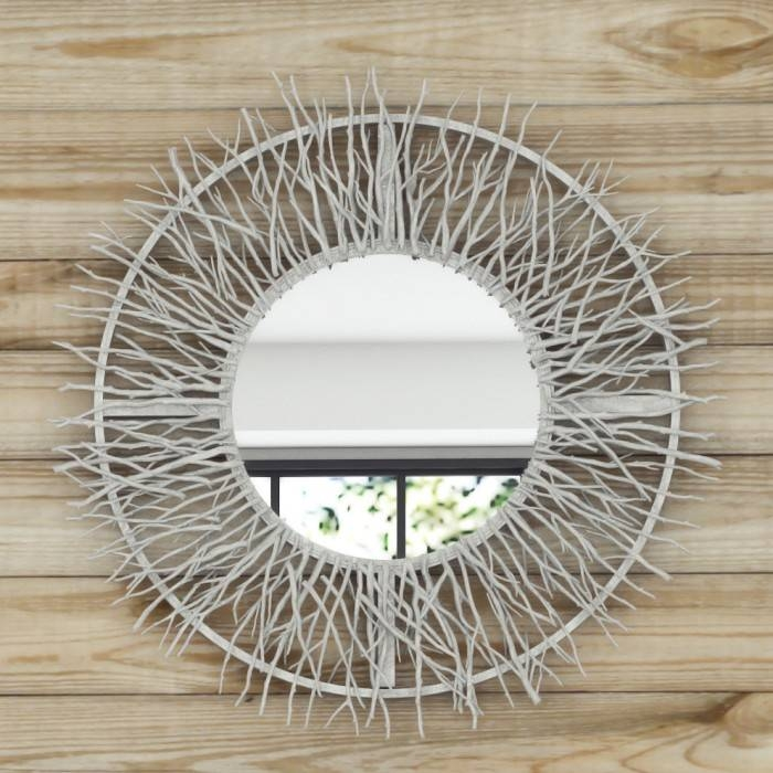 Modern Wall Mirrors / Decorative / Round / Framed | Top 10 – Cluburb Throughout Decorative Round Mirrors (View 26 of 30)