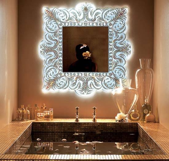 Modern Wall Mirrors, New Design Ideas For Unique Room Decor For Unique Wall Mirrors (View 8 of 20)