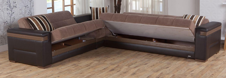 Mon Sectional Sofa Sleeper In Sleeper Sectional Sofas (#6 of 15)