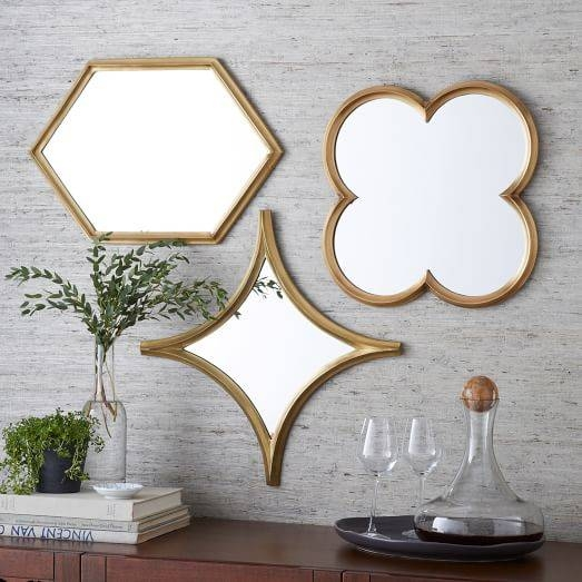 Monte Mirrors | West Elm Intended For Mirrors (#25 of 30)