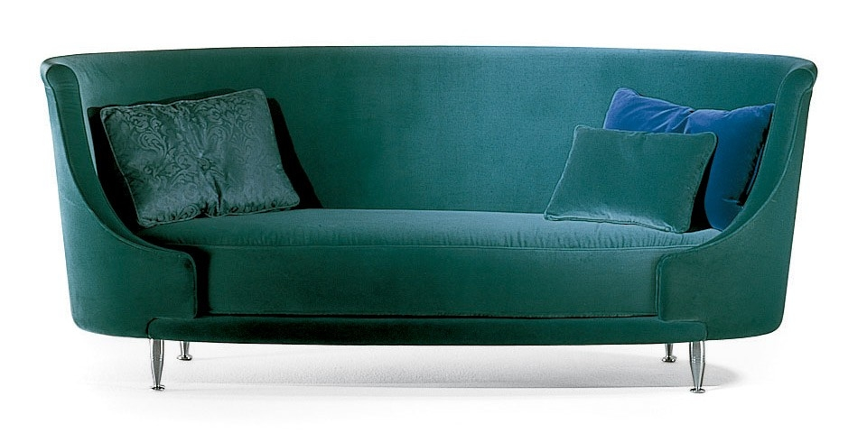 Moroso Newtone Oval Large Sofa The Longest Stay Within Oval Sofas (View 7 of 15)