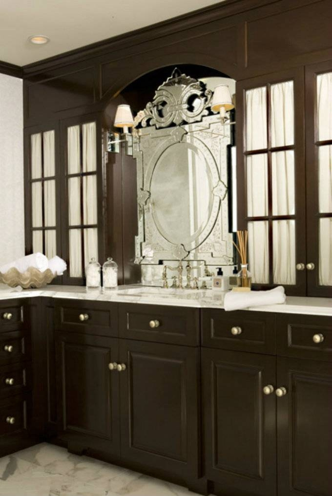 Most Amazing Venetian Mirrors For Your Bathroom Throughout Venetian Bathroom Mirrors (#9 of 20)