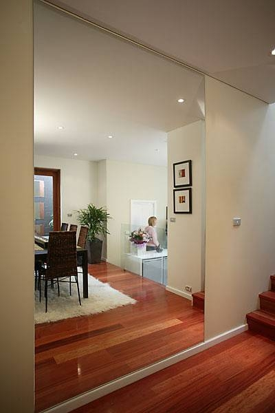 Mostly Mirrors : 10 Hot Tips To Create Space With Mirrors With Regard To Floor To Ceiling Mirrors (View 15 of 20)