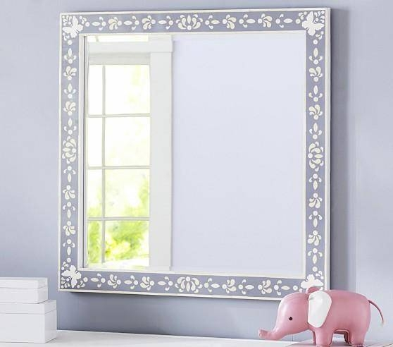 Mother Of Pearl Inlaid Wall Mirror Within Mother Of Pearl Wall Mirrors (#18 of 30)