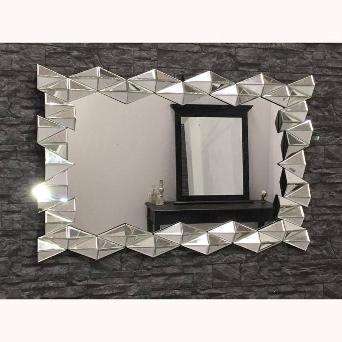 Multi Facet Mirrors | Exclusive Mirrors Inside Unusual Large Mirrors (#15  of 20)