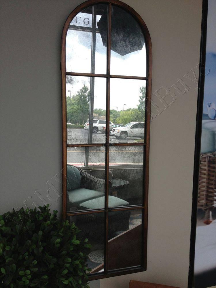 Narrow Mirror | Ebay Within Tall Narrow Mirrors (View 2 of 30)