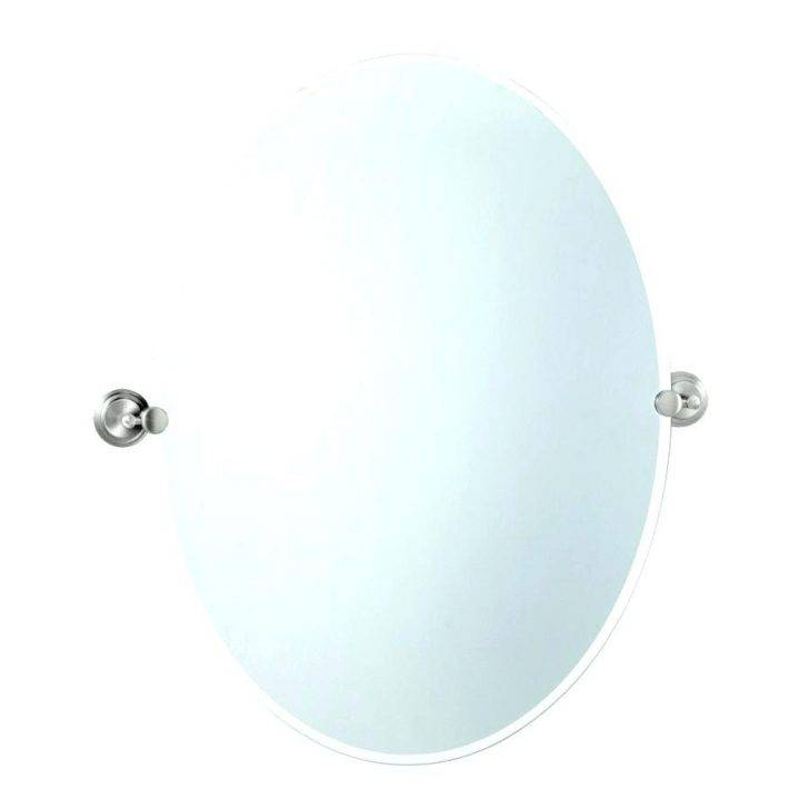 Narrow Wall Mirrors – Amlvideo Inside Long Oval Mirrors (#23 of 30)