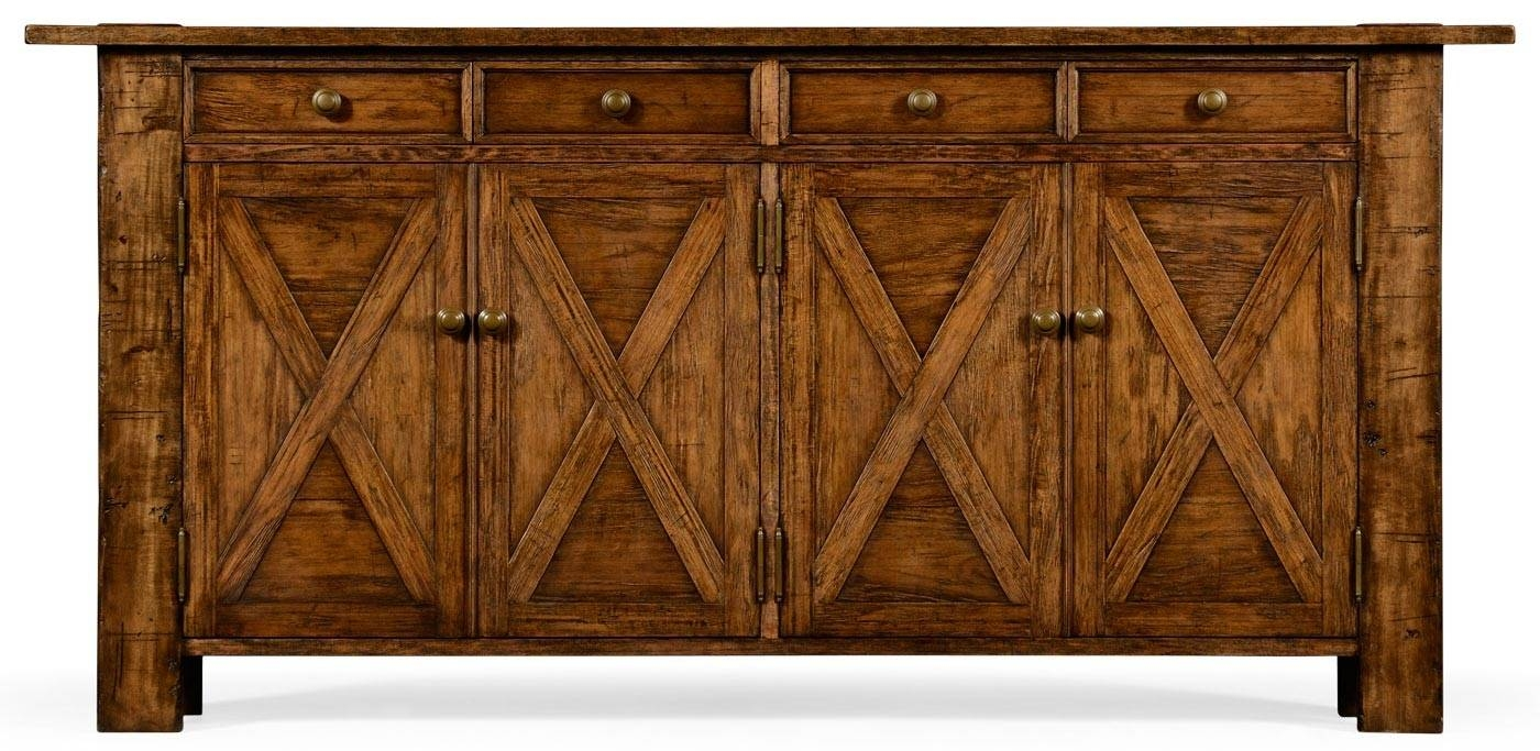 Narrow Sideboard Or Buffet P In Narrow Sideboard (#10 of 20)