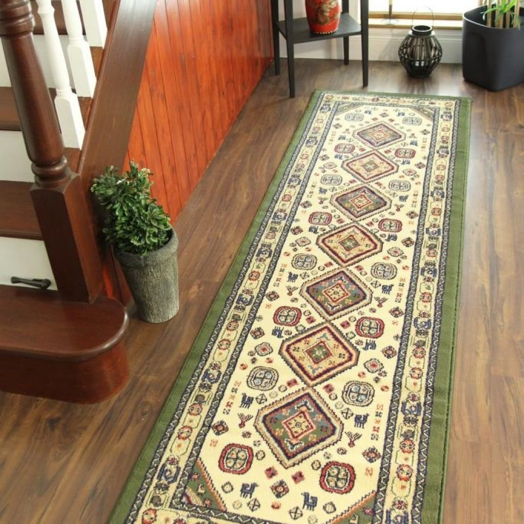 Navaro Long Narrow Wide Hall Runner Rugs Tribal Small Large For Hallway