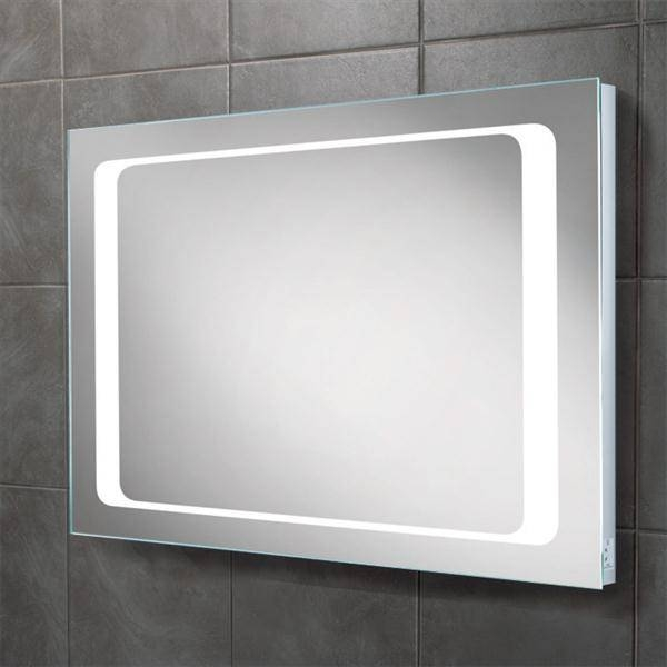 Neoteric Design Large Illuminated Bathroom Mirror Best Heated In Large Illuminated Mirrors (#23 of 30)
