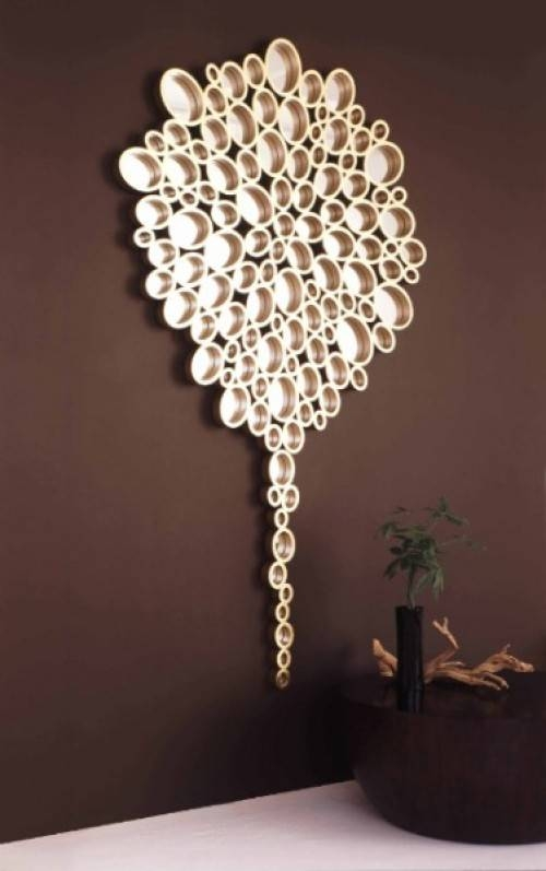 Nice Decors » Blog Archive » Stylish And Unusual Wall Mirrors From Pertaining To Interesting Wall Mirrors (#18 of 20)