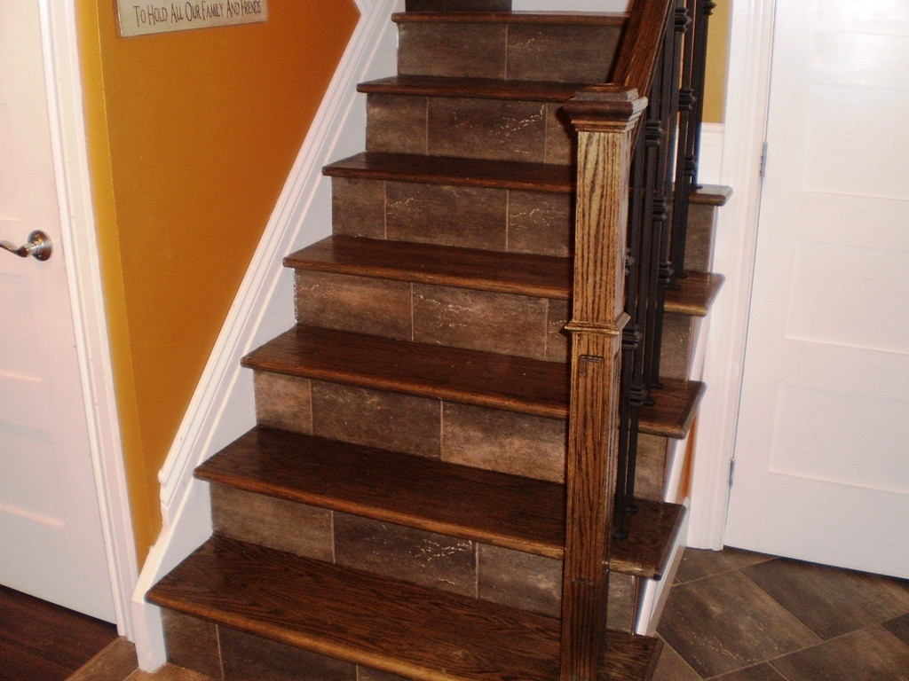 Non Slip Stair Treads Best Home Furnishing With Wooden Stair Grips (#14 of 20)