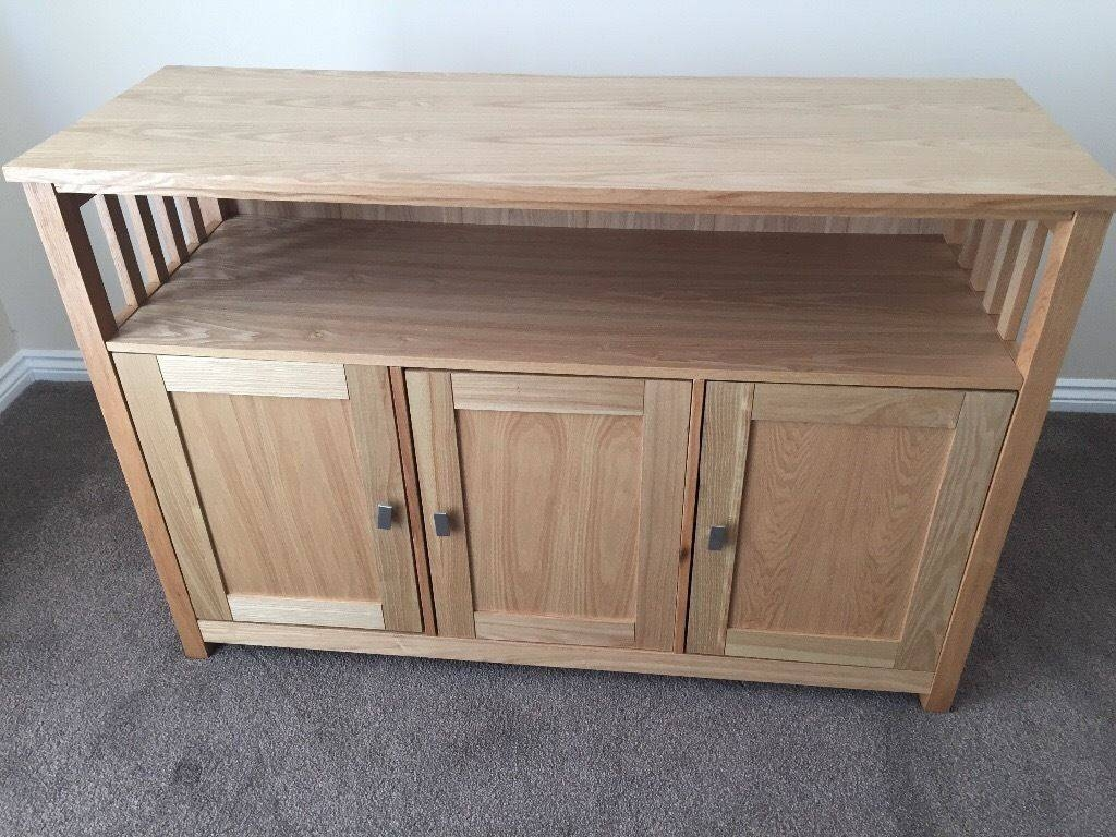 Oak Sideboard For Sale | In Morpeth, Northumberland | Gumtree In Oak Sideboard For Sale (View 17 of 20)