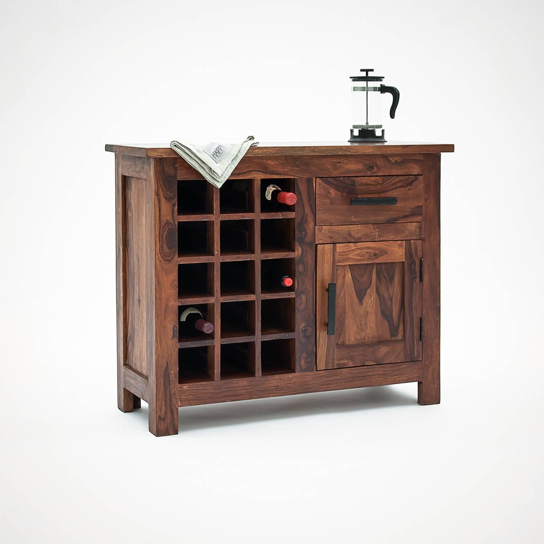 Oak Sideboards With Wine Rack | Mpfmpf Almirah, Beds Pertaining To Sideboards With Wine Racks (#5 of 20)