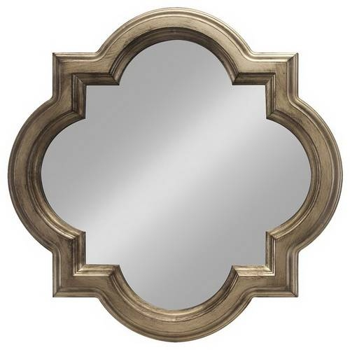 Odd Shaped Mirrors | Inovodecor Intended For Odd Shaped Mirrors (#12 of 20)