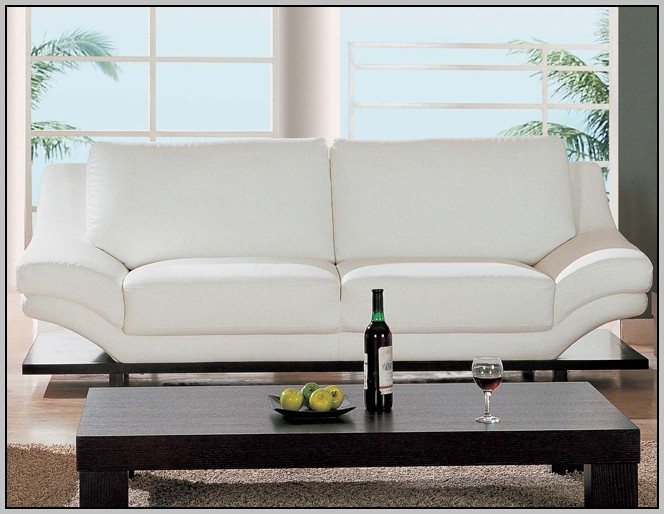 Off White Leather Sofa And Loveseat Sofas Home Decorating Regarding Off White Leather Sofa And Loveseat (#9 of 15)